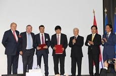 Vietjet signs MoU with Safran, finance deal with GECAS