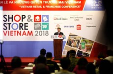 Franchising makes Vietnam's retail market more attractive