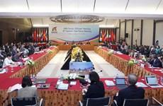 Senior officials meet in Hanoi ahead of GMS-6