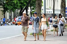 Tourism see strong start in Q1, grows 30 percent