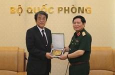 Vietnam, Japan step up defence cooperation