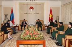 Vietnam, Mongolia to make defence ties meet potential