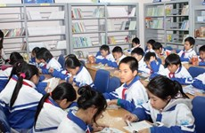 Singaporean-funded project inspires reading habit