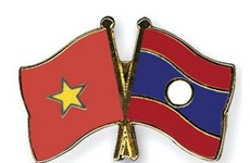 Lao front delegation visits Quang Ninh province