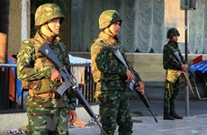 Thailand to lift ban on political activities in June