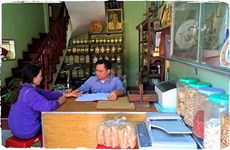 Disadvantaged herbalist with golden heart