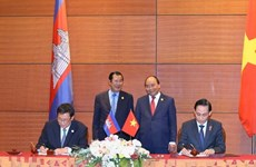 Vietnam-Cambodia joint committee on border affairs meets in Hanoi