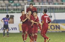 Vietnam win International U-19 Football Tournament