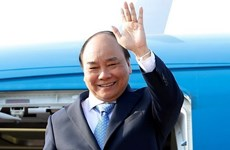 PM Nguyen Xuan Phuc to attend Mekong River Commission Summit