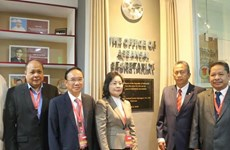 ASEANSAI secretariat office inaugurated in Indonesia