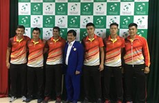 Davis Cup Group III opens, 9 teams competing
