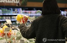 RoK's consumer prices rise 1.3 percent in March