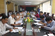 NA officials inspect Vietnam-Laos immigration agreement execution