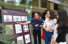 Vietnam press caricature contest returns after four years