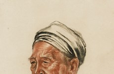 Vietnamese painter's artworks auctioned at Sotheby's Hong Kong