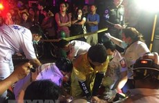 Vietnamese victims of Thailand's apartment fire discharged from hospital