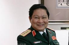 Vietnamese defence minister stresses importance of MCIS