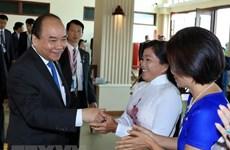 PM meets Vietnamese Cambodians in Cambodia