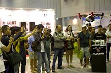 Hanoi exhibition showcases latest broadcasting technology