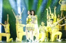 Glee Vietnam nominated for Best Scripted Format