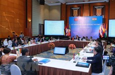 ASEAN-India Senior Officials' Meeting held in Hanoi