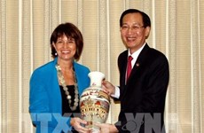 Ho Chi Minh City, Switzerland discuss joint work