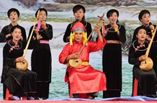 Traditional Then singing festival to kick off in May