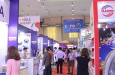 Vietnam Expo offers business opportunities for Vietnam, RoK firms