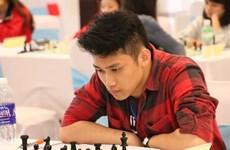 Tran Minh Thang wins gold medal at Asian youth chess champs