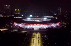 Indonesia completes Gelora Bung Karno complex for ASIAD 18