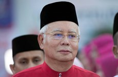 Malaysian Prime Minister launches election campaign