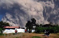 Indonesia: volcanic ash forces closure of Alas Leuser airport