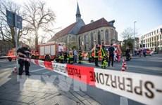 No Vietnamese harmed in car crash in Germany