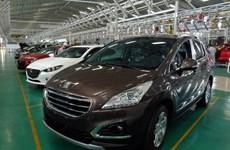 Automobile sales surge 70 percent in March