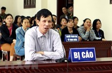 Man in Thai Binh gets 13 years in jail for overthrow attempt