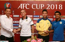 SLNA young players to face Singapore's Tampines Rover