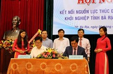 Ba Ria - Vung Tau supports new startups