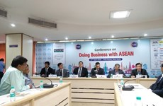 Vietnam attends ASEAN-India business cooperation conference