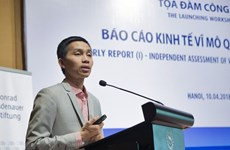 Report reveals problems of Vietnam's economy despite Q1 strong growth