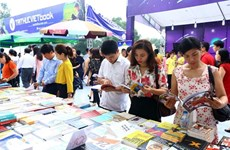 Fifth Vietnam Book Day to display 50,000 titles