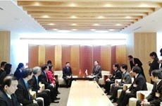 HCM City hopes for stronger multifaceted ties with Japanese prefecture