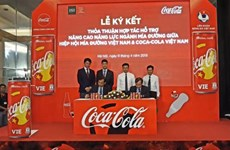 Vietnam's sugarcane industry licks lips over Coca Cola-VSSA deal