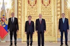 President Putin stresses thriving Vietnam-Russia relations