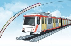 Indonesia: light rail transit behind Asian Games schedule