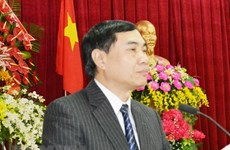 Warning given to deputy chief of Dak Lak province's Party Committee