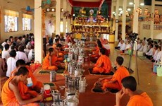 Chol Chnam Thmay greetings delivered to Khmer people