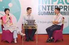 HCM City summit talks social enterprises