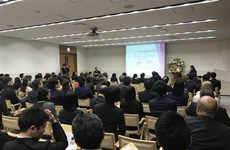 Japanese firms, Vietnamese students join exchange