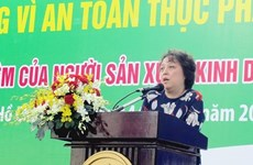 HCM City to tighten food safety management