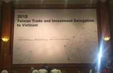 Vietnamese, Taiwanese businesses seek trade opportunities